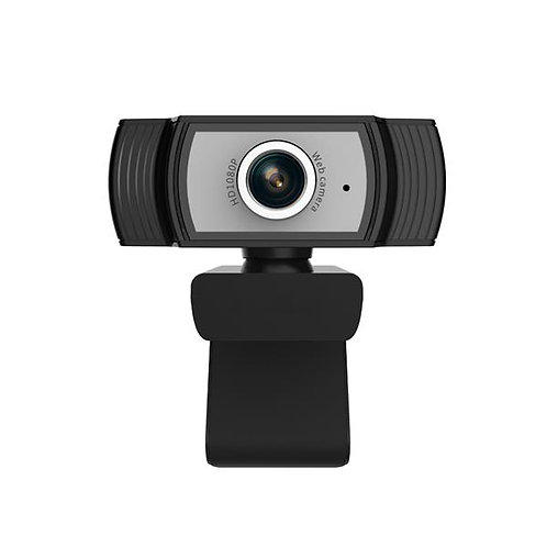 ICAN Webcam 2MP HD 1080P (30fps) w/Auto Focus and Built-in Omni-directional Mic