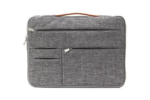 "Kingslong 17.3"" Polyester & Bubble Soft Case Gray (KLM181007GR-17.3)"