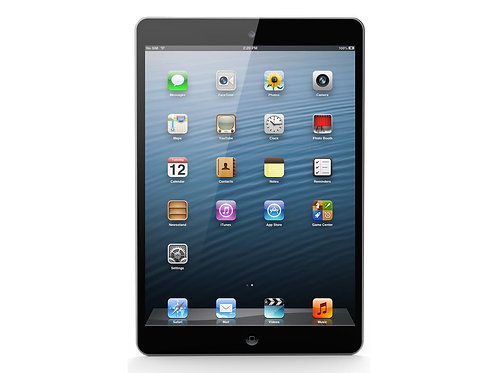 "Apple 16GB iPad4 with 9.7""Retina Display - Black"