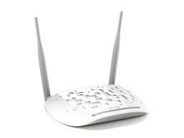 TP-LINK TD-W8961ND, 300Mbps Wireless N ADSL2+ Modem Router