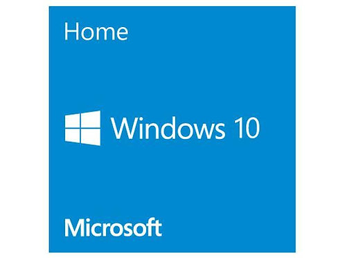 Microsoft Windows 10 Home 64-Bit English OEM DVD
