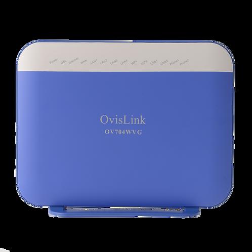OvisLink 802.11n VDSL2 IAD Gateway