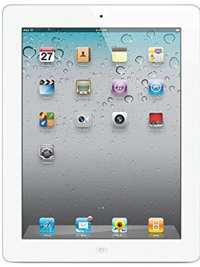 "Apple 16GB iPad4 with 9.7""Retina Display - White"