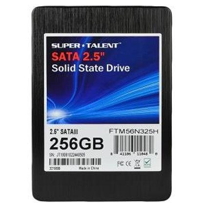 Super Talent FTM56N325H 256GB 2.5 SATA/300 TLC Solid State Drive(SSD)