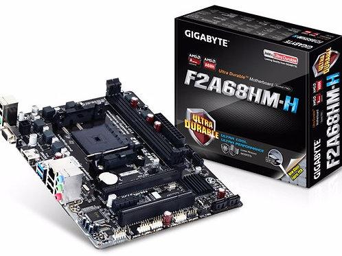 Gigabyte GA-F2A68HM-H Socket FM2+ AMD A68H Chipset