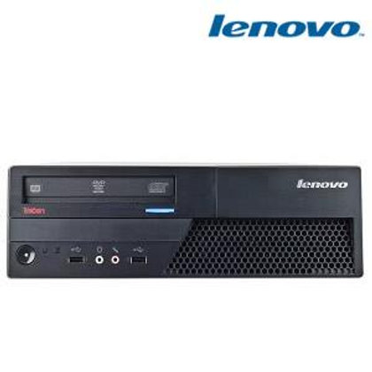Lenovo M58 SFF Desktop: E8400 2GB DDR3 80GB DVD VB coa