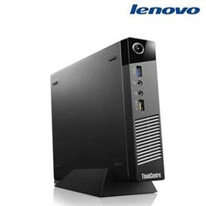 Lenovo M73: G3220 3.4GHz 4G 320GB DVDRW WIN7P coa