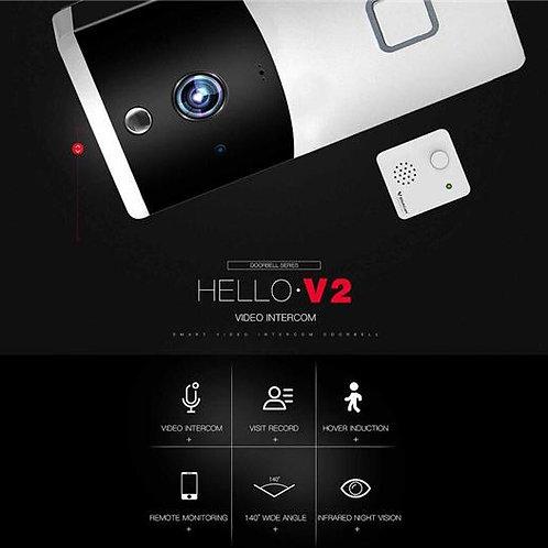 VStarcam Visual Video Doorbell with 2MP HD Cameras (V2 Plus)