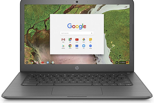 HP Chromebook 14'' AMD A4-9120, 32GB eMMC, 4GB DDR4 Chrome OS,