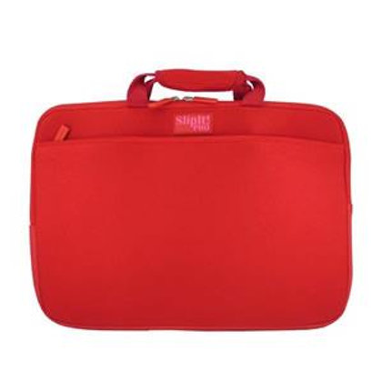 "Digital Treasures SlipIt! 07637 Carrying Case for 15"" Notebook - Red"