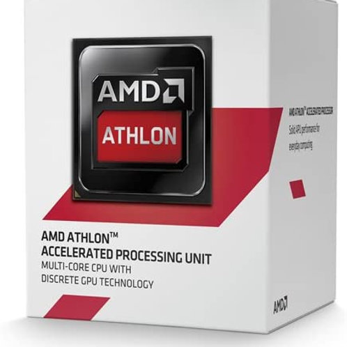 AMD Athlon 5150 X4 Quad-Core Processor | Socket AM1, 1.60GHz, 2Mb Cache, 28nm |