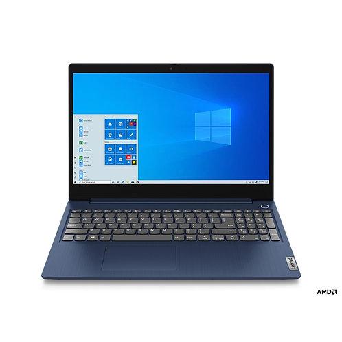 Lenovo IdeaPad 3 Notebook - 15.6'' FHD AMD Ryzen 5 4500U, 8GB DDR4,512GB SSD W10