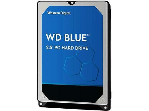 WD Blue 750GB Mobile 9.5 MM Hard Disk Drive - 5400 RPM SATA 6 Gb/ s 2.5 Inch -