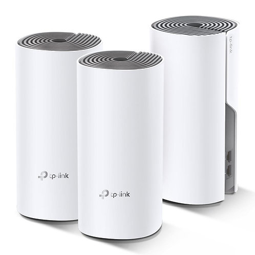 TP-Link (Deco E4) 3-pack AC1200 Whole Home Mesh Wi-Fi System