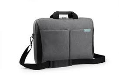 Miracase NH8053G 15.6-Inch Laptop Toploaded Bag (Grey)