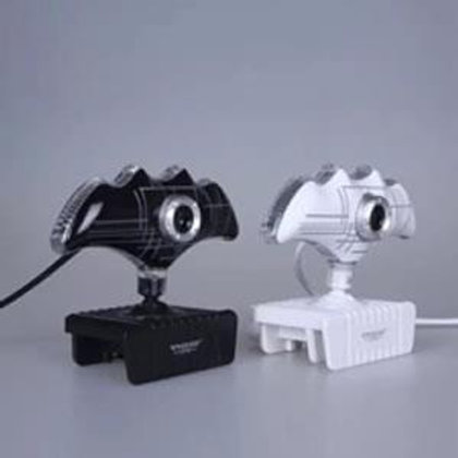 Generic WebCam 1080P PC Camera with Mic, with clip to LCD monitor or Laptop