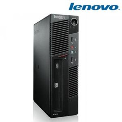 Lenovo SFF M91P: i5 2400 3.1GHz 4G 250GB Win7PRO coa