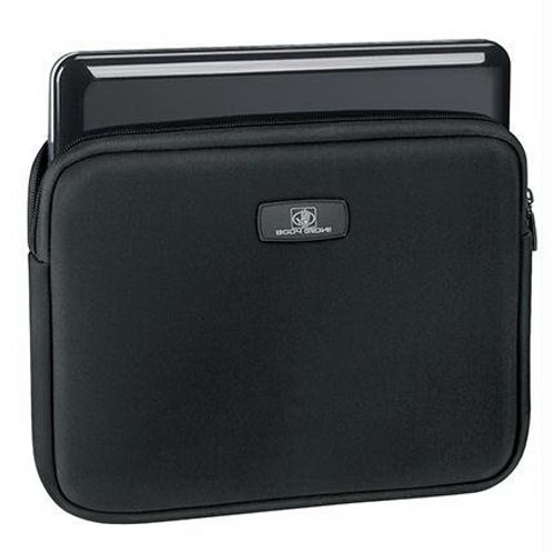 "Body Glove Basic Horizontal Netbook Sleeve, Fits up to 10.2"" Screens, Black"