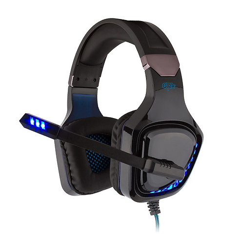 """Ovleng GT97 USB+3.5"""" Gaming Headphone with Microphone"""