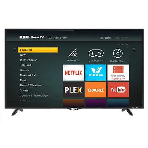 """RCA 32"""" LED 720P HD Roku Smart TV"""