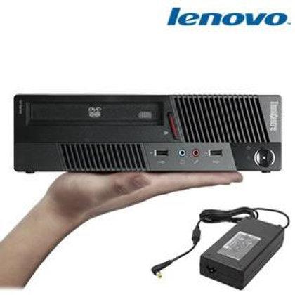 Lenovo M90P USFF Ultra Small SFF: Core i5 4G 250GB