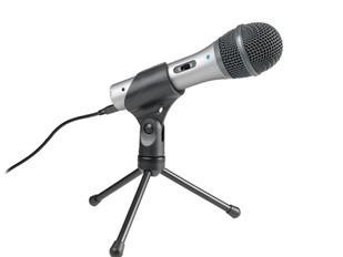 Audio-Technica ATR2100-USB Microphone Review
