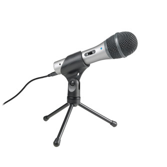 Audio-Technica ATR2100-USB Microphone Review