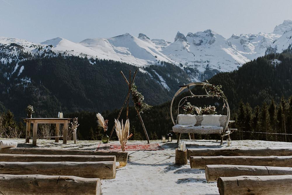 ceremonie-laique-mariage-hiver-montagne