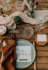 Decoration-table-mariage-boheme-eco-responsable