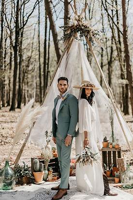 mariage-boheme-chic-ecoresponsabe