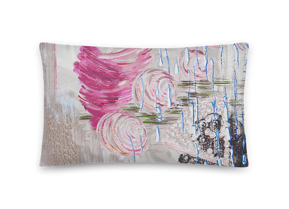 """""""Tornado"""" Pillow"""