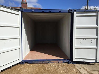 Container Storage Market Harborough