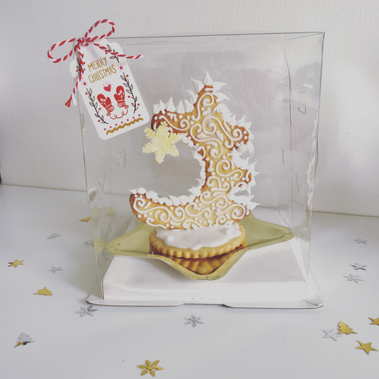 Sapin 3D (collection Winter Wonderland)