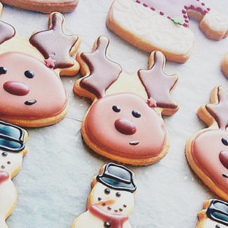 Biscuits de Noël (Collection Tradition)