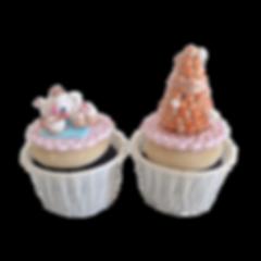 cupcakes croquembouche piece montée thé goûter