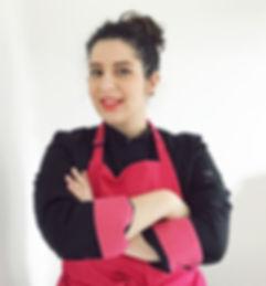 doria azzoug patissière creatrice de gourmandise