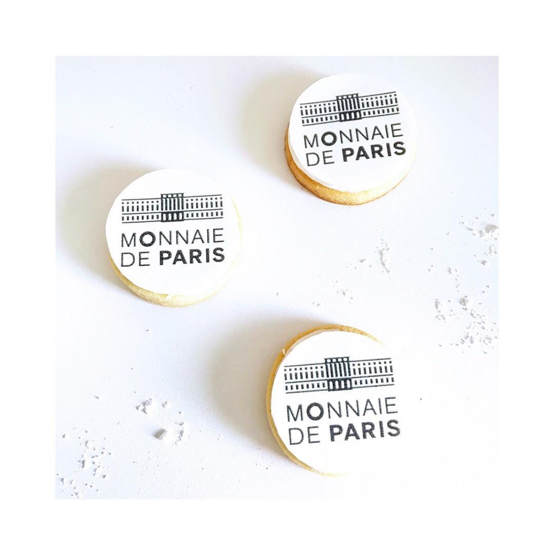 Biscuits Monnaie de Paris