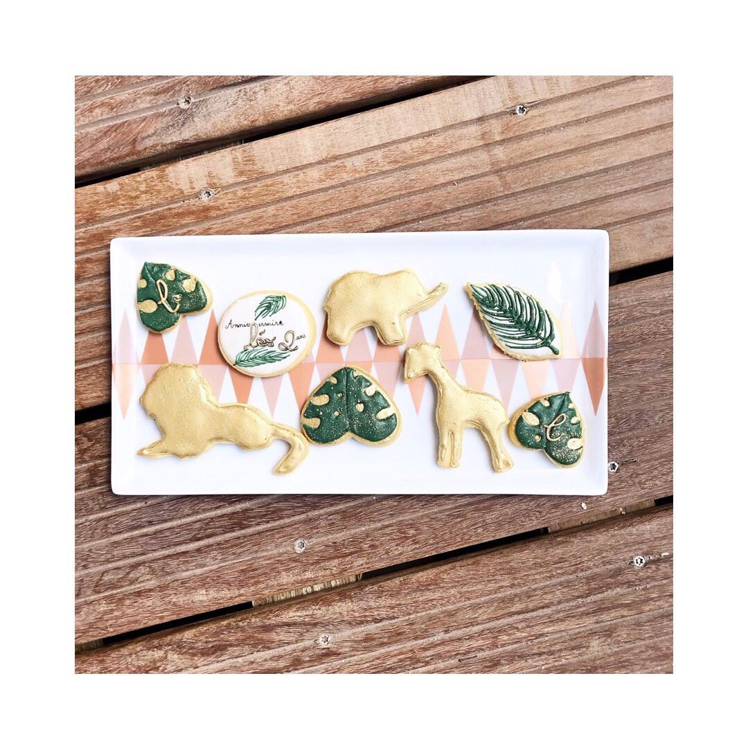 Biscuits thème Safari