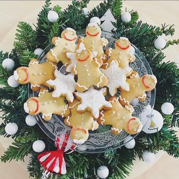 Biscuits de Noël (Collection Winter Wonderland)