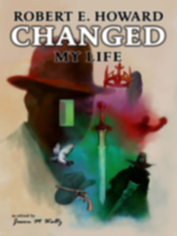 REH CHANGED MY LIFE working front cover