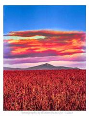 Sunset, Norman Ridge