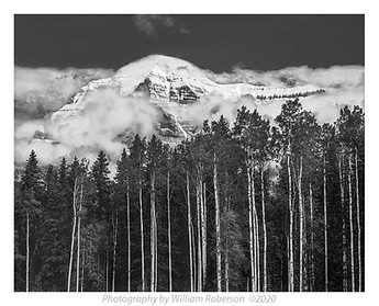 Mount Robson #3