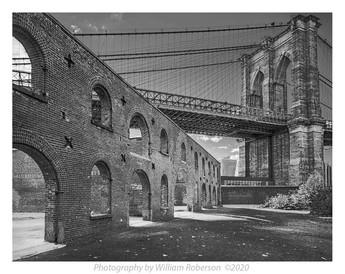 Brooklyn Bridge, Tobacco Warehouse