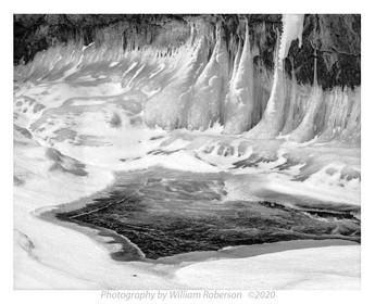 Ausable River, Winter