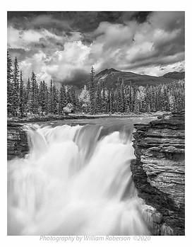 Athabasca Falls #4