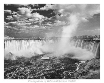 Maid of the-Mist, Horseshoe Falls #2
