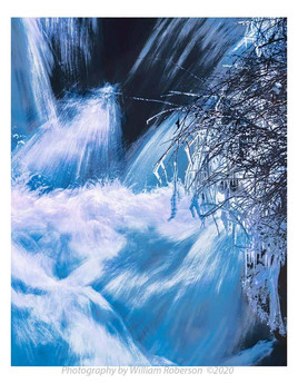 Niagara Rapids, Winter
