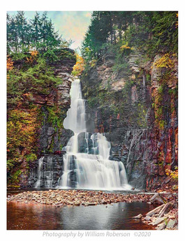 High Falls, Chateaugay #2