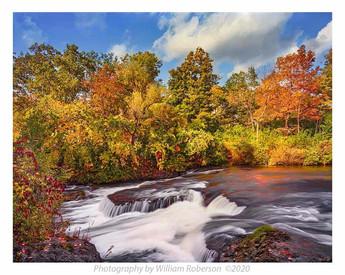 Niagara Rapids, Three Sisters Islands #2