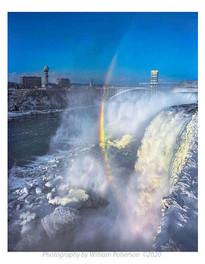 Rainbow, American Falls